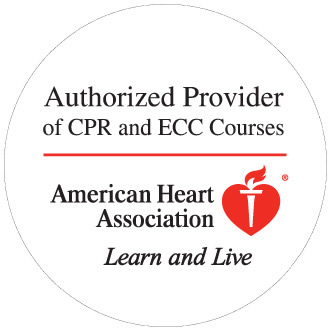 Authorized Provider of CPR and ECC Courses