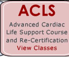 ACLS - Advanced Cardic Life Support